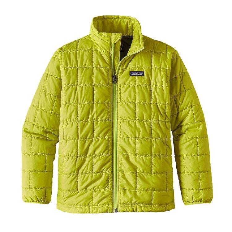 8ca2d251a Patagonia Boys' Nano Puff® Jacket