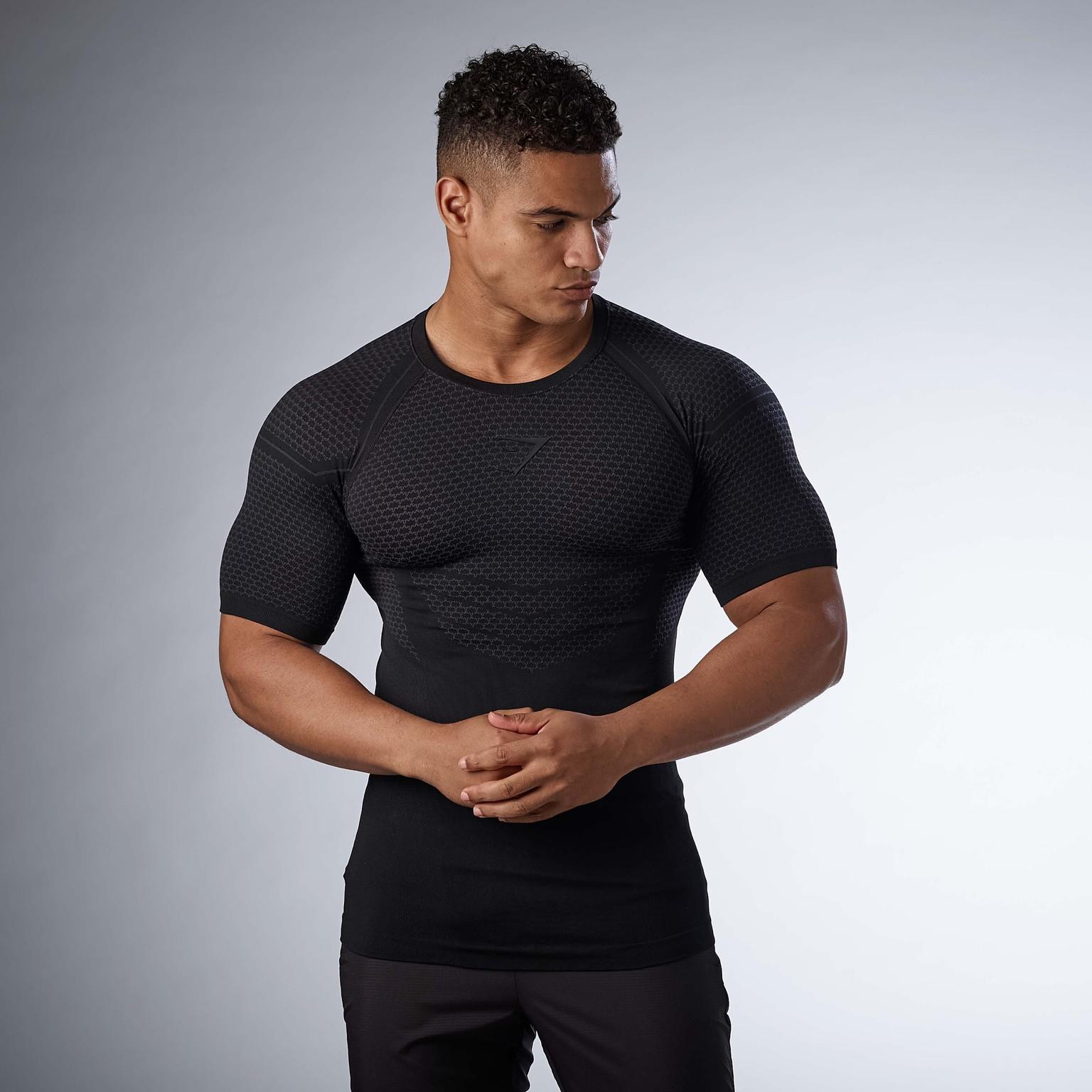 48ba5f036eba7 Gymshark Onyx Ii Tshirt